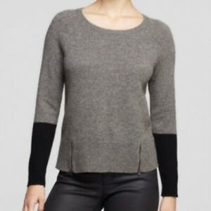 Eileen Fisher gray sweater size S